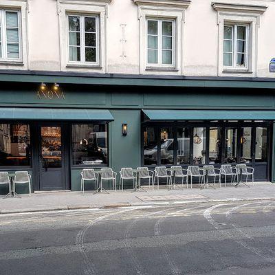Anona (Paris 17) : Restaurant gastronomique dans l'air du temps