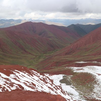 Cusco et la rainbow mountain