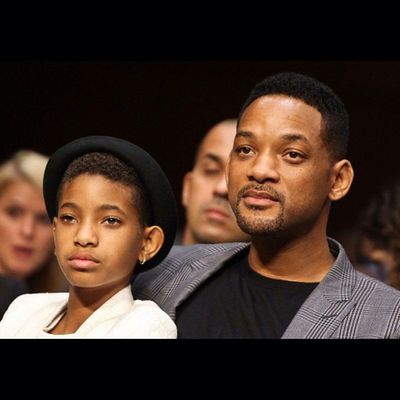 Will Smith et sa fille Willow❤❤❤