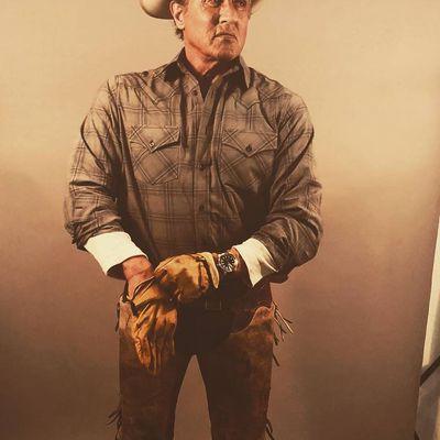Sylvester Stallone dévoile son nouveau look dans Rambo 5 : découvrez les photos 👊!