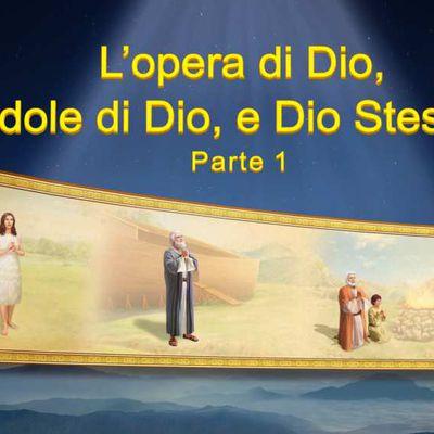 Il vangelo di oggi - L'opera di Dio, l'indole di Dio, e Dio Stesso III  (Parte 1)