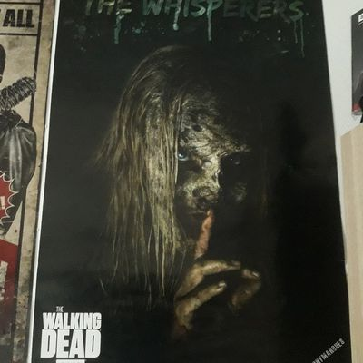 The Walking Dead The Whisperers Poster