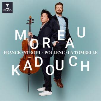 Edgar Moreau/David Kadouch - French Romantic Cello Sonatas (Musique classique)