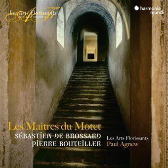 Sébastien de Brossard / Pierre Bouteiller - Les maîtres du motets (Musique classique)
