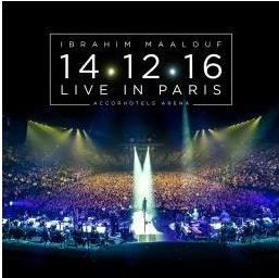 Ibrahim Maalouf - 14.12.16 Live In Paris (Jazz)