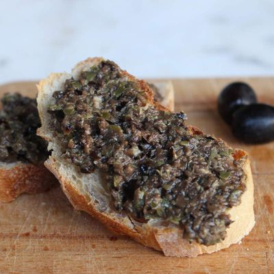 Tapenade -par Paul Bocuse-