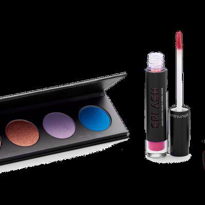 Live du Jour : Découverte de mon coin maquillage + Présentation et Test du Kudos du mois