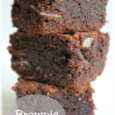 Ma recettes perso des meilleurs Brownies