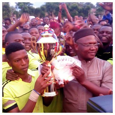 Tournoi de football inter-arrondissements : Adjarra 1 enlève le trophée Germain WANVOÈGBÈ