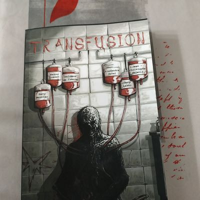 TRANSFUSION aux Editions des Tourments