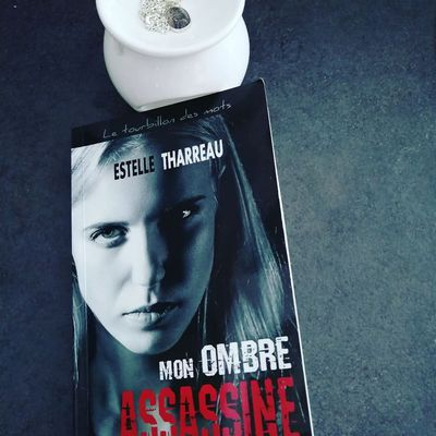 MON OMBRE ASSASSINE de Estelle THARREAU