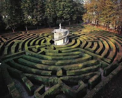 IL Labirinto Magico