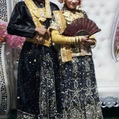 Wedding Ceremony in South Sulawesi, Indonesia