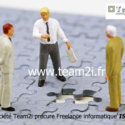Recherche Freelance developpeur informatique : ISO
