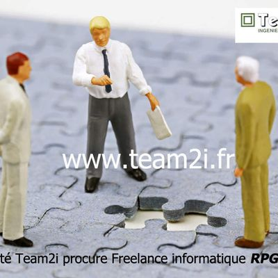 Recherche Freelance developpeur informatique : AS 400 - RPG