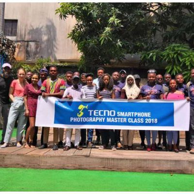 #LagosPhotoFestival: Tecno brings Lagos to life with amazing camera and A.I technology