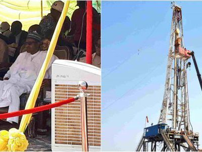 Buhari flags off oil drilling in Gombe