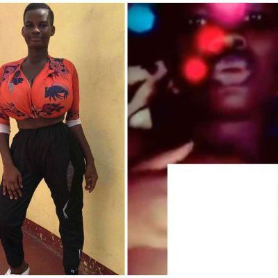 Ghanaian model reacts after her 'masturbation' video got leaked
