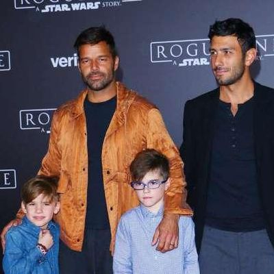 Ricky Martin is already married to Jwan Yosef