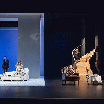 La Collection   d'Harold Pinter mise en scène Ludovic Lagarde
