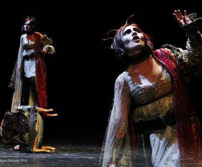 La mort d'Agrippine de Savinien de Cyrano de Bergerac 1619-1655  Mise en scène Daniel Mesguich