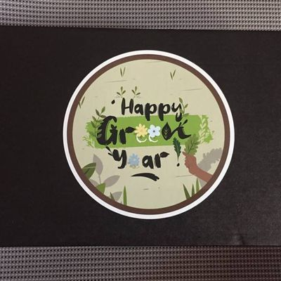 Happy Green Year ! Nout' Box de Janvier 2019