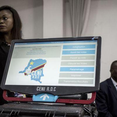 ACCENTUONS LA PRESSION SUR LA CENI POUR DES ELECTIONS SANS MACHINE A VOTER
