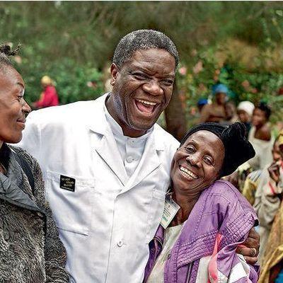 LA #RDC A DÉSORMAIS SON PRIX NOBEL : LE DOCTEUR DENIS MUKWEGE