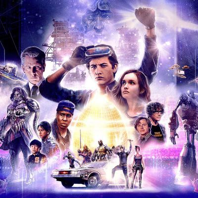 #7 Critique ciné : Ready Player One (2018)