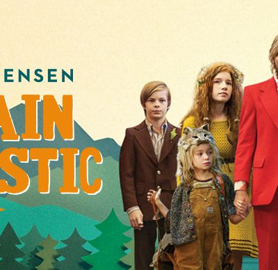 Captain Fantastic, Matt Ross, 2016