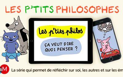 Les P'tits Philos : Pourquoi on rit ?