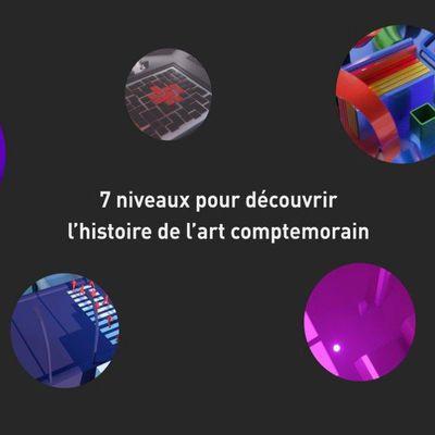 Prisme 7, le premier jeu vidéo du Centre Pompidou