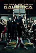 Série TV Battlestar Galactica 3 saisons