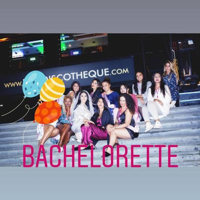 My Bachelotte Party ❤