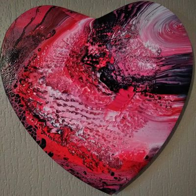 SAY I LOVE YOU WITH BRUSHSTROKES