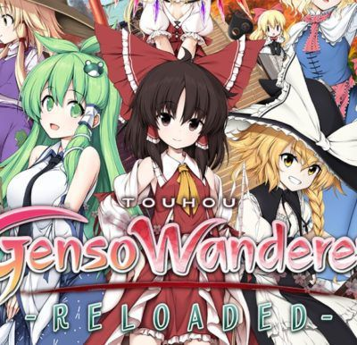 Bande-annonce de gameplay pour Touhou Genso Wanderer Reloaded