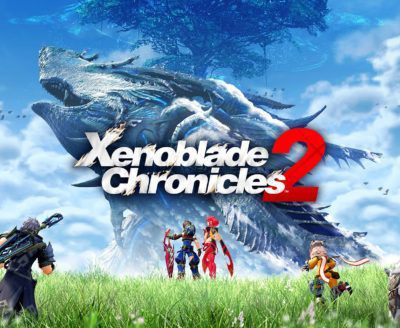 Xenoblade Chronicles 2 mise à jour (version 1.4.1)