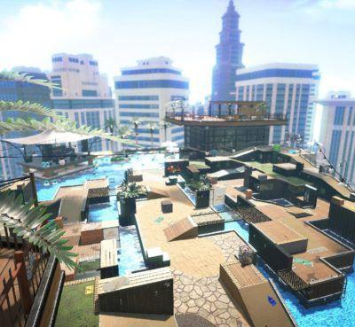 Des hackers sur Splatoon 2 envoient des joueurs sur une carte inédite du New Albacore Hotel