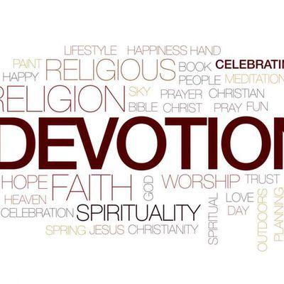 Dévotion ou  Action? ...by lionel