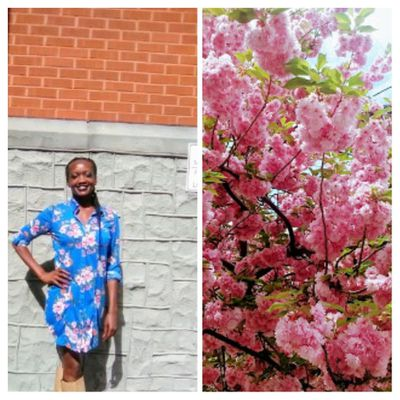 """NEW Poem: """"Flower Child"""" By: Kimberly B. Brown"""