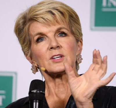 Julie Bishop takes job with Greensill, the firm pushing controversial financing practice