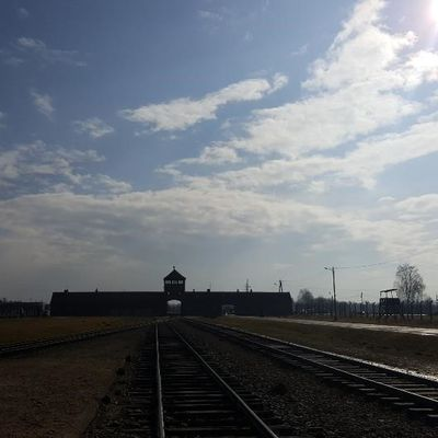 J4 Birkenau, grand moment d'émotion