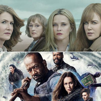 Audiences dim.09/06 et lun.10/06 : Retour solide pour Big Little Lies, Fear The Walking Dead en forte chute