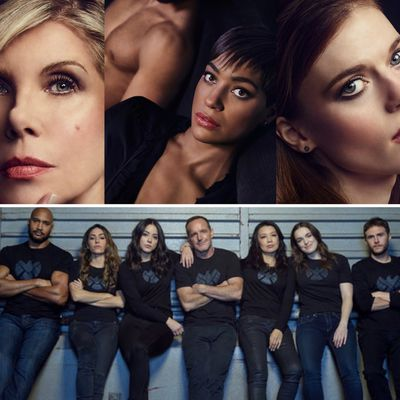 Audiences ven.14/06 et dim.16/06 : Agents Of Shield en chute, démarrage correct pour The Good Fight