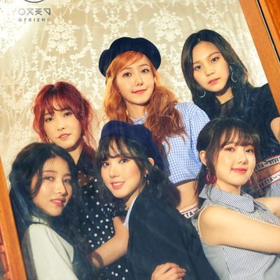 De nouveaux teasers des GFRIEND pour 'Time For The Moon Night'