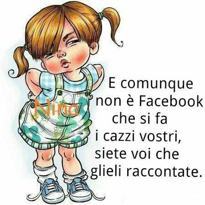 La voce dell'irriverenza ;-) ;-) ;-) ...