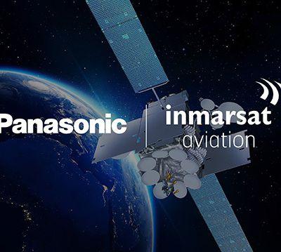 Landmark agreement between Inmarsat and Panasonic Avionics