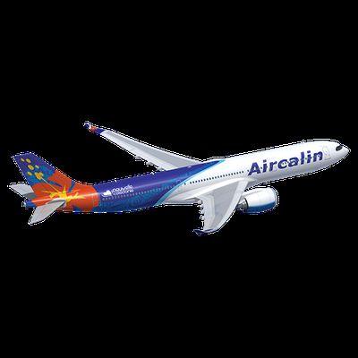 Aircalin dévoile ses nouveaux A330neo et ses nouvelles cabines