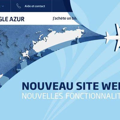 Un site Internet plus innovant et immersif pour Aigle Azur