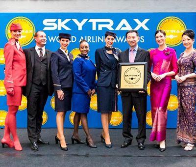 Star Alliance remporte le titre de meilleure alliance aérienne aux Skytrax World Airline Awards